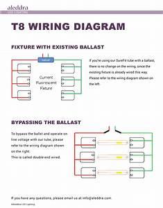 T12 Ballast Wiring Diagram