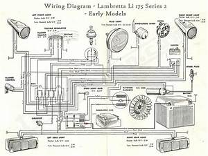 Diagram  Casatronic Ignition Lambretta Wiring Diagrams English Wiring Diagram Full Version Hd
