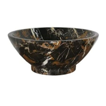 14 inch round vessel sink 14 inch gorgeous vessel in michael angelo marble drop in