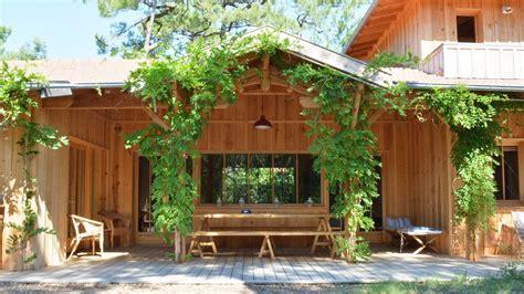 maison du bassin cap ferret cap ferret entre bassin et oc 233 an maison en bois quot esprit cabane quot immo prestige