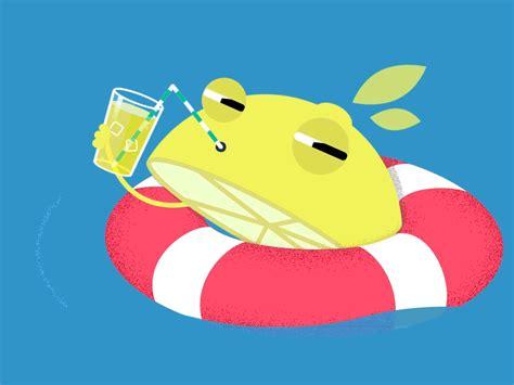 lemonade  chill  felippe silveira dribbble dribbble
