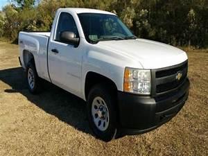 2009 Chevrolet Silverado 1500 Work Truck 4x4 Work Truck