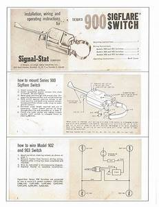 Signal Stat 900 Turn Switch Wiring Diagram