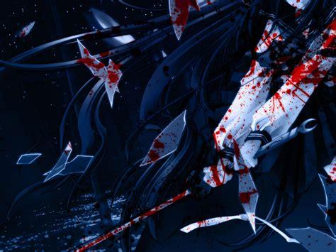 Bloody Anime Wallpaper - bloody anime wallpaper www imgkid the image