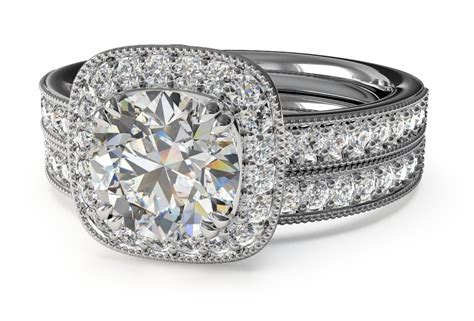 Wedding Rings : How To Find The Perfect Matching Wedding Band For Your