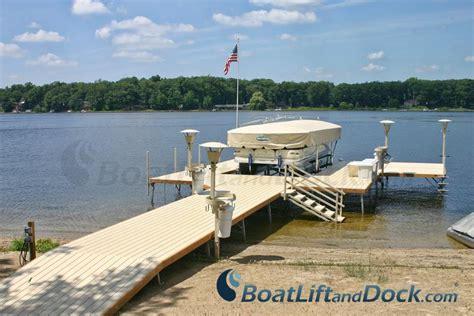 Boat Lift And Dock Martin Mi by Boatliftanddock In Martin Mi Boat Sales Service In