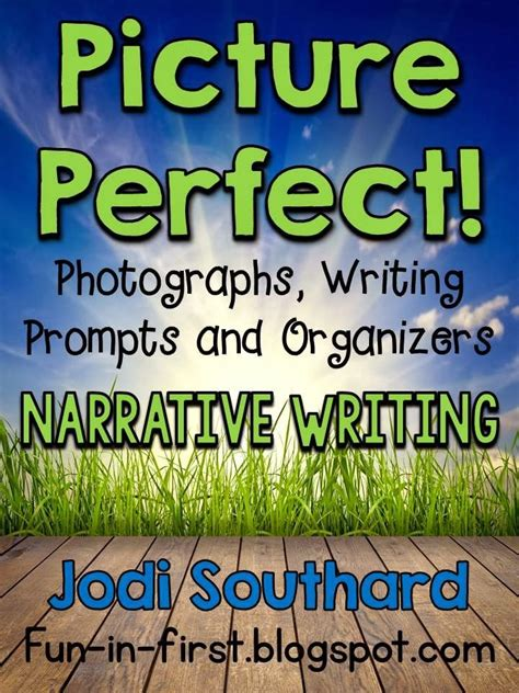 narrative writing photo picture prompts kinderland