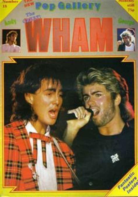 wham poster wham pop 83 poster magazine music luv pinterest