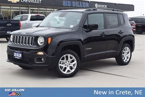 black jeep renegade  sale  cars  buysellsearch