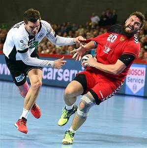 2016 EHF European Men's Handball Championship, Main Stage ...