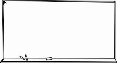 Whiteboard Clipart Chalkboard Blank Blackboard Transparent Clip