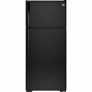 Ge Refrigerators 1029654 15 5 Cu  Ft  Top Freezer