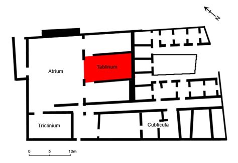 small home floor plan the house of livia
