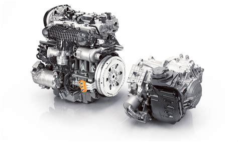 volvo xc powertrain teaser twin engine phev