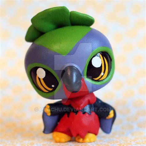 pokemon lps customs  pia chu  deviantart