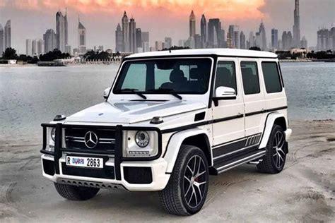 Mercedes G63 2017 For Rent In Dubai