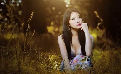 Asian Outdoors Photoshoot Desktop 4k Wallpapers Models
