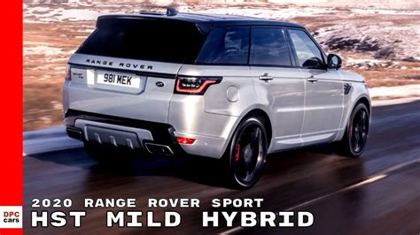 land rover electric 2020 2020 range rover sport autobiography review