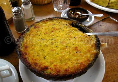 recette cuisine chilienne spécialités culinaires du centre et du nord du chili
