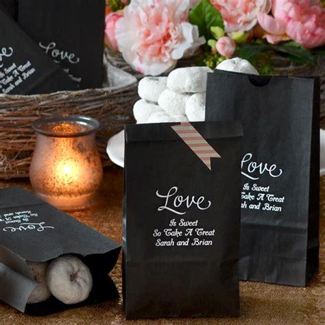 wedding gift bags personalized  wedding reception ideas