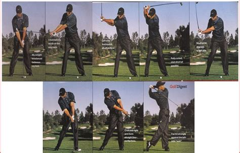 Golf Swing Help by 3jack Golf Help A Tiger Out