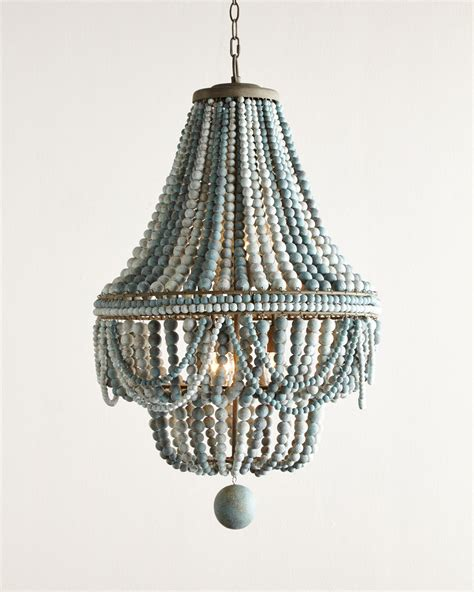 shades of light chandeliers malibu beaded 6 light chandelier everything turquoise