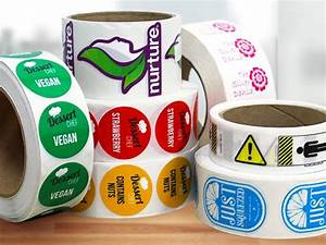 high quality custom labels stickeryou products With custom product label stickers