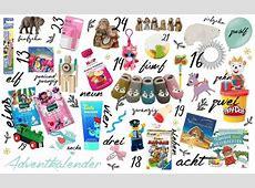 24 Ideen für den Adventskalender für Kinder Natürlich