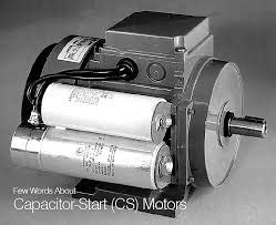 Why Are Motor Capacitors Huge Physical Size Even Though