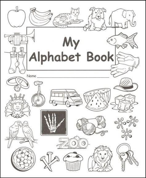 myalphabetbookcover school pinterest alphabet