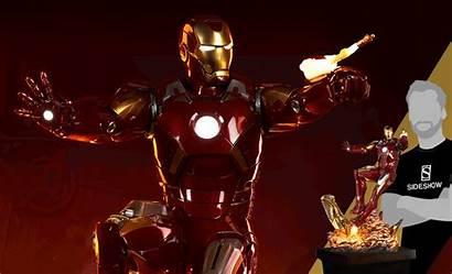 Iron Mark Vii Sideshow Marvel Collectibles