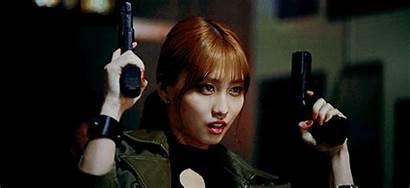 Twice Momo Gun Korean Cheer Mv Biggest