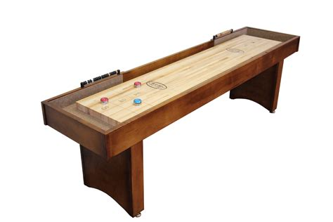 9 Foot Competitor II Shuffleboard Table | McClure Tables