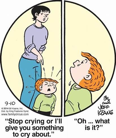 Circus Comics Cartoon Cartoons Comic Circle Strips