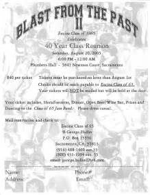 high school class reunion invitations encina high school class of 1965 homepage