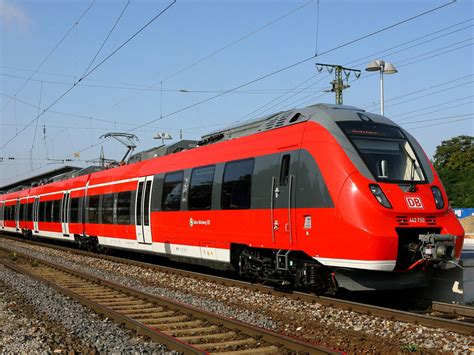 Db Regio Wins Latest Round Of Nürnberg S-bahn Tendering