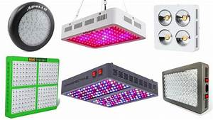 Led Grow Set : 15 best led grow lights for growing cannabis 2018 ~ Buech-reservation.com Haus und Dekorationen