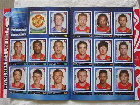 Only Good Stickers: Panini Champions League 2007-2008