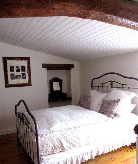 chambre avec lambris bois chambres avec lambris foncé que faire