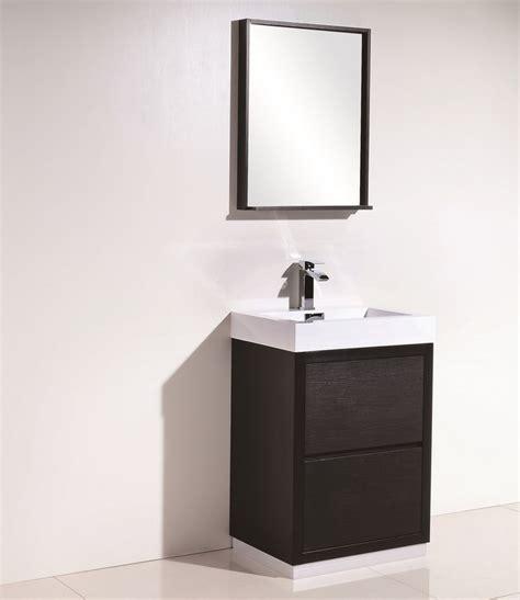 "Bliss 24"" Black Free Standing Modern Bathroom Vanity. Modern Office Desks. Step Stools. Kitchen Render. Gray Dining Table. Modern Wood Burning Stove. Marble Hexagon Tile. Pantry Ideas. Clei Furniture"