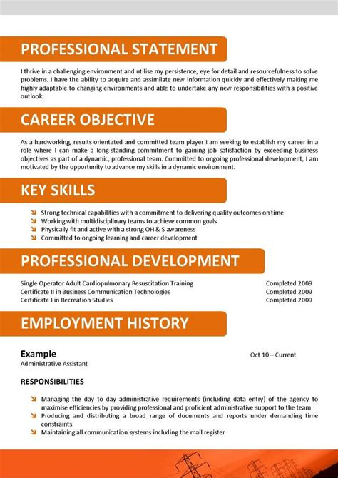 54 best images about resume templates on