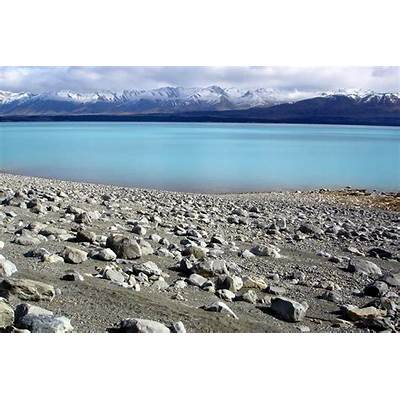 Lake Pukaki - Wikipedia