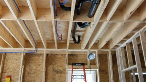 How Difficult Is It To Install A Second Floor Bathroom