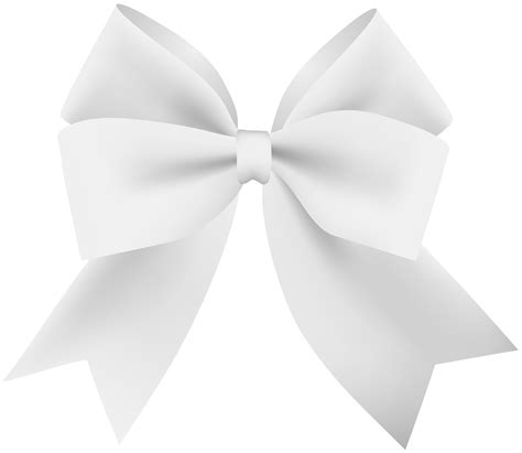 Transparent Background Ribbon Png by White Bow Transparent Png Image Gallery Yopriceville