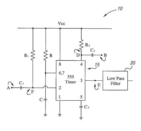 timer555 in electronic circuit diagram