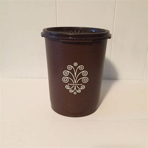 Poppy Canister Tupperware 23 best tupperware images on vintage