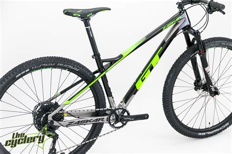 gt zaskar carbon elite 29 quot cross country bike 2018 the cyclery