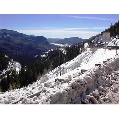 Panoramio - Photo of Wolf Creek Pass Pagosa Springs CO