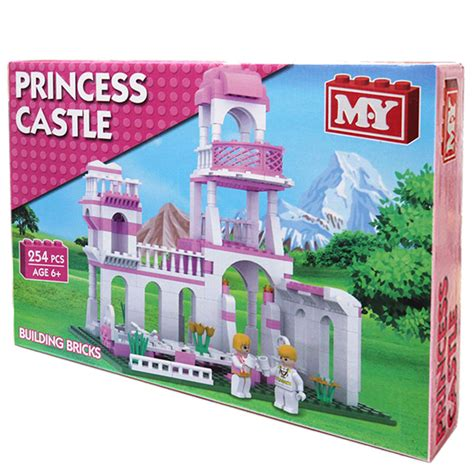 home design building blocks my princess home blocks set building construction bricks toys