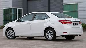 2014 Toyota Corolla Sedan Manual Review